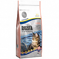 BOZITA Large Wheat Free 31/18 сух.корм без пшеницы д/кошек крупных пород с Лососем 2кг